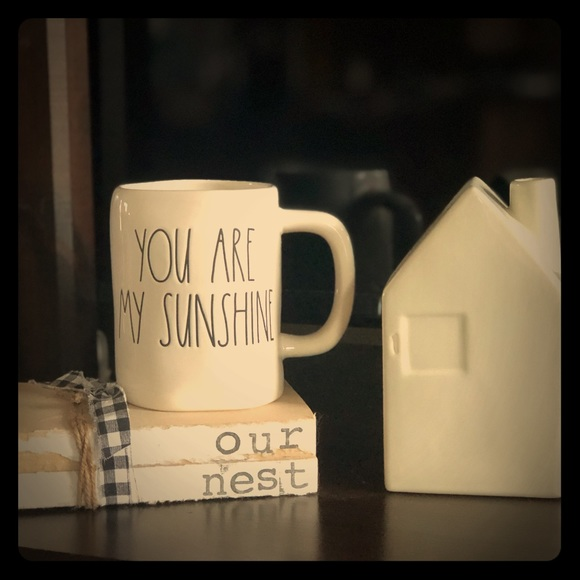 Rae Dunn Other - Rae Dunn YAMS You are my sunshine mug Rare
